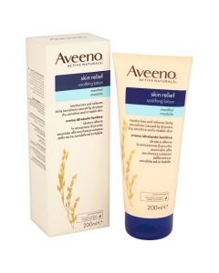 Aveeno Skin Relief Moisturising Lotion with Menthol - 200ml