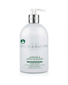 Baylis & Harding Jasmine and Apple Blossom Anti-Bacterial Hand Wash 500ml