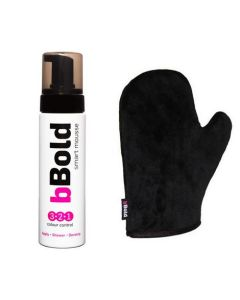 bBold Smart Mousse and Free Glove