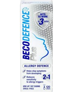 Becodefence Plus Allergy Spray 20ml