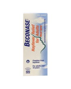 Beconase Hayfever Nasal Spray - 100 Sprays