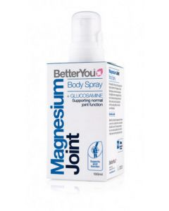 BetterYou Magnesium Oil Joint Spray 100ml