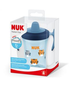 NUK Evolution Trainer Cup Blue 230ml 6m+