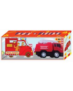 Box Vehicle Set - Freddy The Firefighter