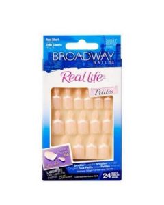 Broadway Real Life Petite French Pink