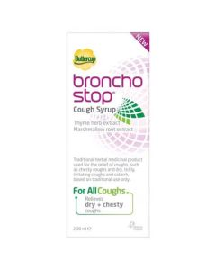 BronchoStop Cough Syrup 200ml