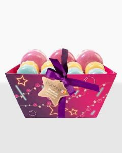 Bubble T Macaroon Delights Gift Set