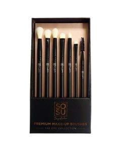 SoSu by SJ Premium Makeup Brushes - The Eye Collection
