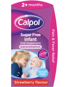 Sugar Free Infant Calpol 60ml