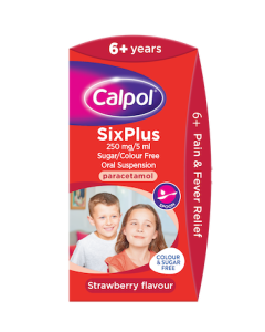 Calpol SixPlus 60ml
