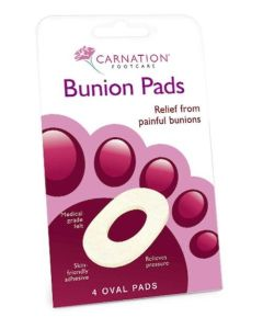Carnation Footcare Oval Bunion Pads