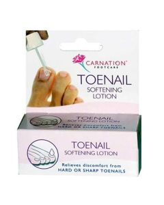 Carnation Toenail Softening Lotion 14ml