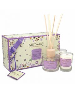 Celtic Candles Relaxing Diffuser Gift Set
