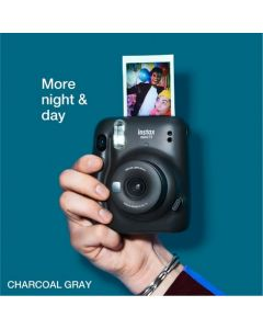 Fujifilm Instax Mini 11 Instant Camera Charcoal Grey