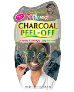 7th Heaven Peel Off Charcoal Mask