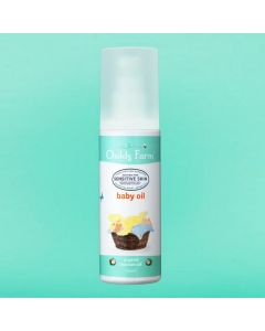Childs Farm Baby Oil Organic Coconut Oil 75ml