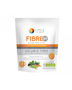 Circle Of Light FIBRE89 Flavoured With Ginger