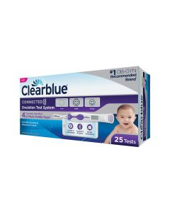 Clearblue Connected Ovulation Test System 25 Pack