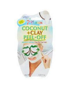 7TH Heaven Coconut And  Clay Peel Off