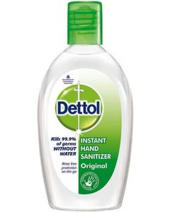Dettol Hand Sanitiser Gel Original 50ml