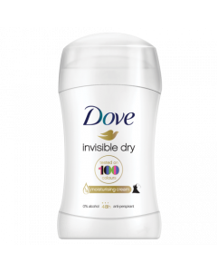 Dove Invisible Dry Stick Antiperspirant Deodorant 40ml