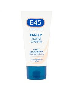 E45 Straightforward Skincare Daily Hand Cream 50ml