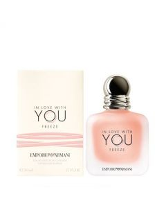 Emporio Armani In Love With You Freeze EDP Spray 50ml