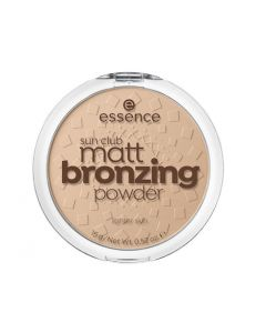 Essence Sun Club Matte Bronzing Powder - 01 Lighter Skin