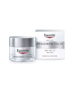 Eucerin Anti-Age Hyaluron-Filler Day Cream Dry Skin SPF 15 – 50ml