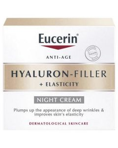 Eucerin Hyaluron-Filler  Elasticity Night Cream 50ml