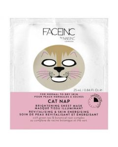 FACEINC by Nails Inc Cat Nap Brightening Sheet Mask