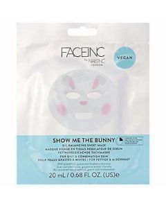 ACEINC by Nails Inc Show Me The Bunny Oil Balancing Sheet Mask