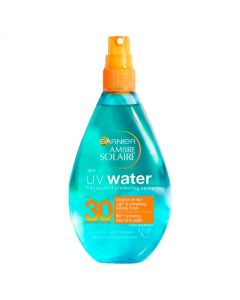 Garnier Ambre Solaire UV Water SPF30 With Aloe Vera Water 150ml