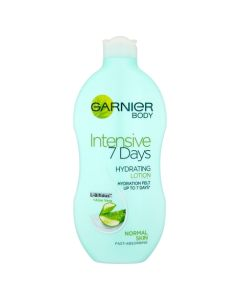 Garnier Intensive 7 Days Hydrating Lotion with Aloe Vera Extract 400ml