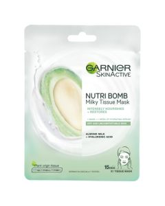 Garnier Nutri Bomb Almond Milk Sheet Mask 28g