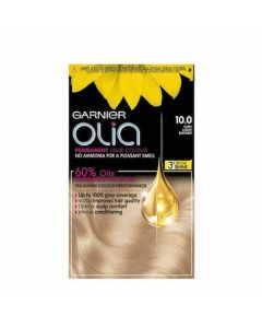 Garnier Olia 10.0 Very Light Blonde Permanent Hair Dye
