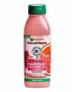 Garnier Ultimate Blends Hair Food Watermelon Shampoo 350ml