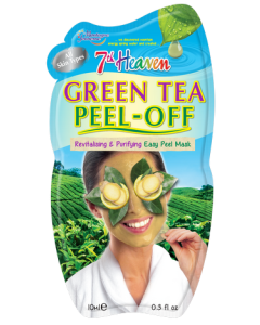 7th Heaven Green Tea Peel Off Mask 10ml