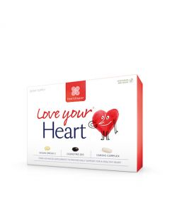 Healthspan Love your Heart - 28 Day Supply