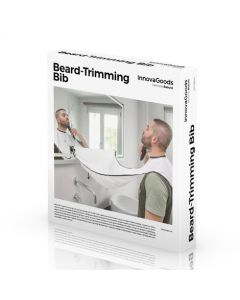 InnovaGoods Beard Trimming Bib