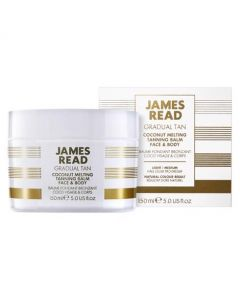 James Read Coconut Melting Tanning Balm Face & Body