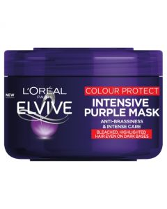L'Oreal Elvive Colour Protect Anti-Brassiness Purple Mask 250ml