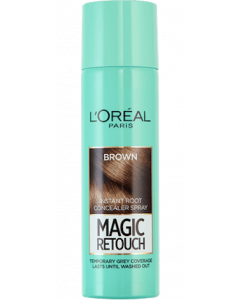 L'Oreal Magic Retouch Instant Root Concealer Spray - Brown 150ml