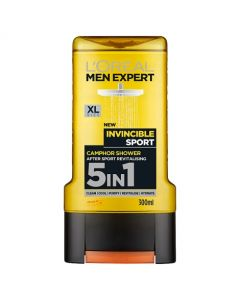 L'Oreal Men Expert Invincible Sport Shower Gel 300ml Front