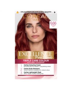 L'Oreal Excellence 6.66 Intense Red