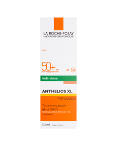 La Roche-Posay Anthelios Antishine Tinted SPF50 50ml