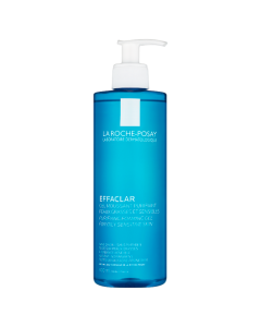 La Roche-Posay Effaclar Purifying  Cleansing Gel - 400ml