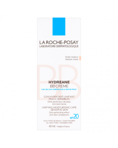 La Roche-Posay Hydreane BB Cream 40ml-Medium