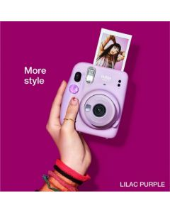 Fujifilm Instax Mini 11 Instant Camera Lilac Purple