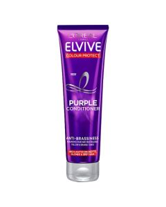 L'Oreal Elvive Colour Protect Anti-Brassiness Purple Conditioner 150ml